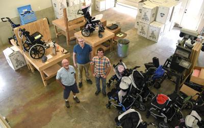 ROC Wheels, new warehouse