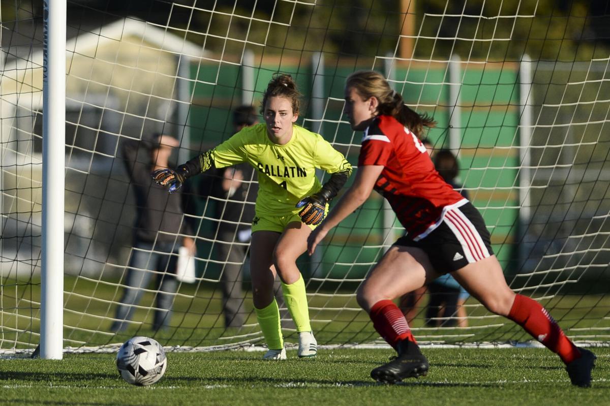 Gallatin at Bozeman girls soccer (copy)