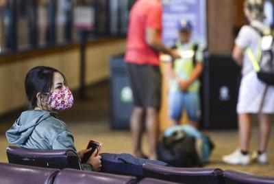 Masks Airport