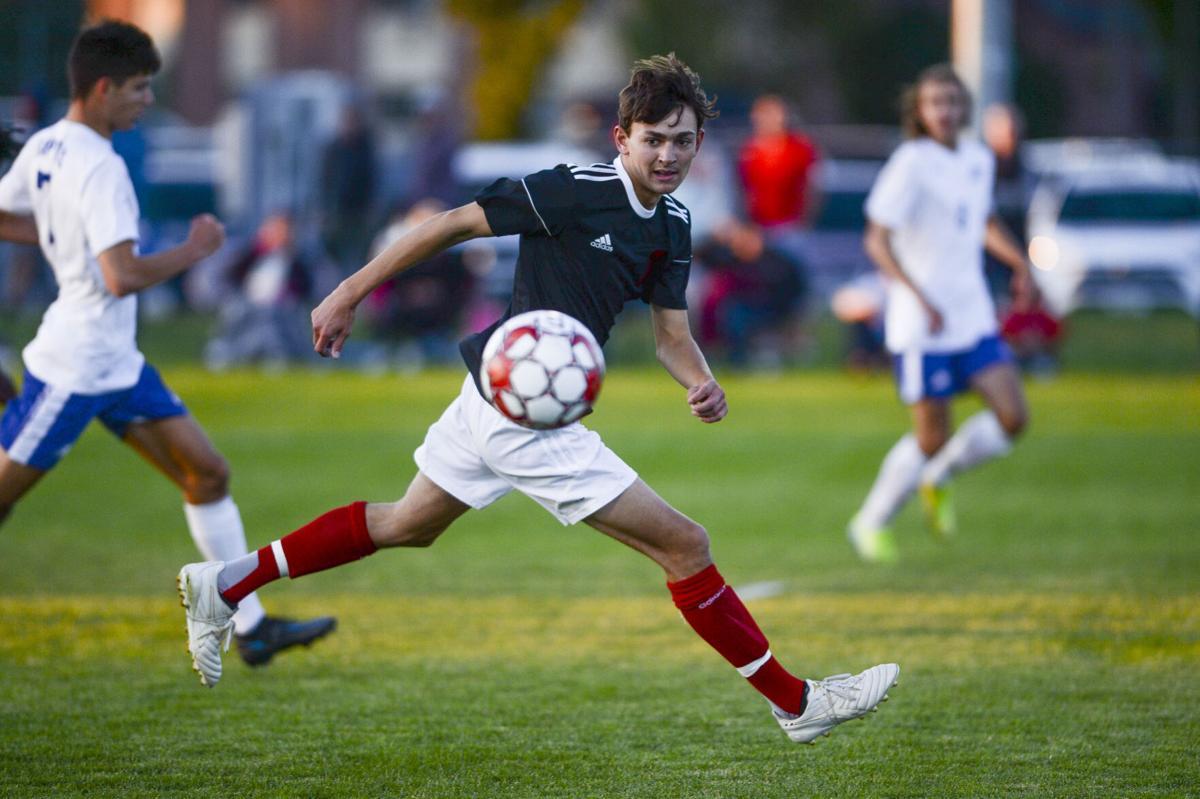 Gallatin at Bozeman boys soccer