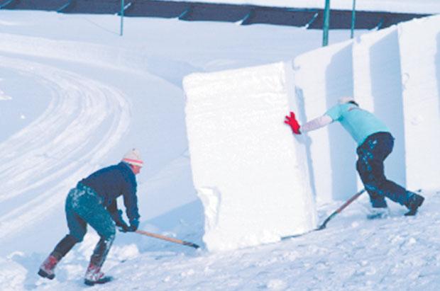 Winterkeepers in Yellowstone