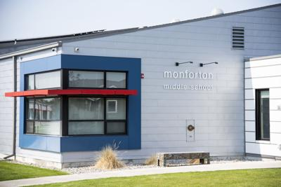 MONFORTON SCHOOL COVID