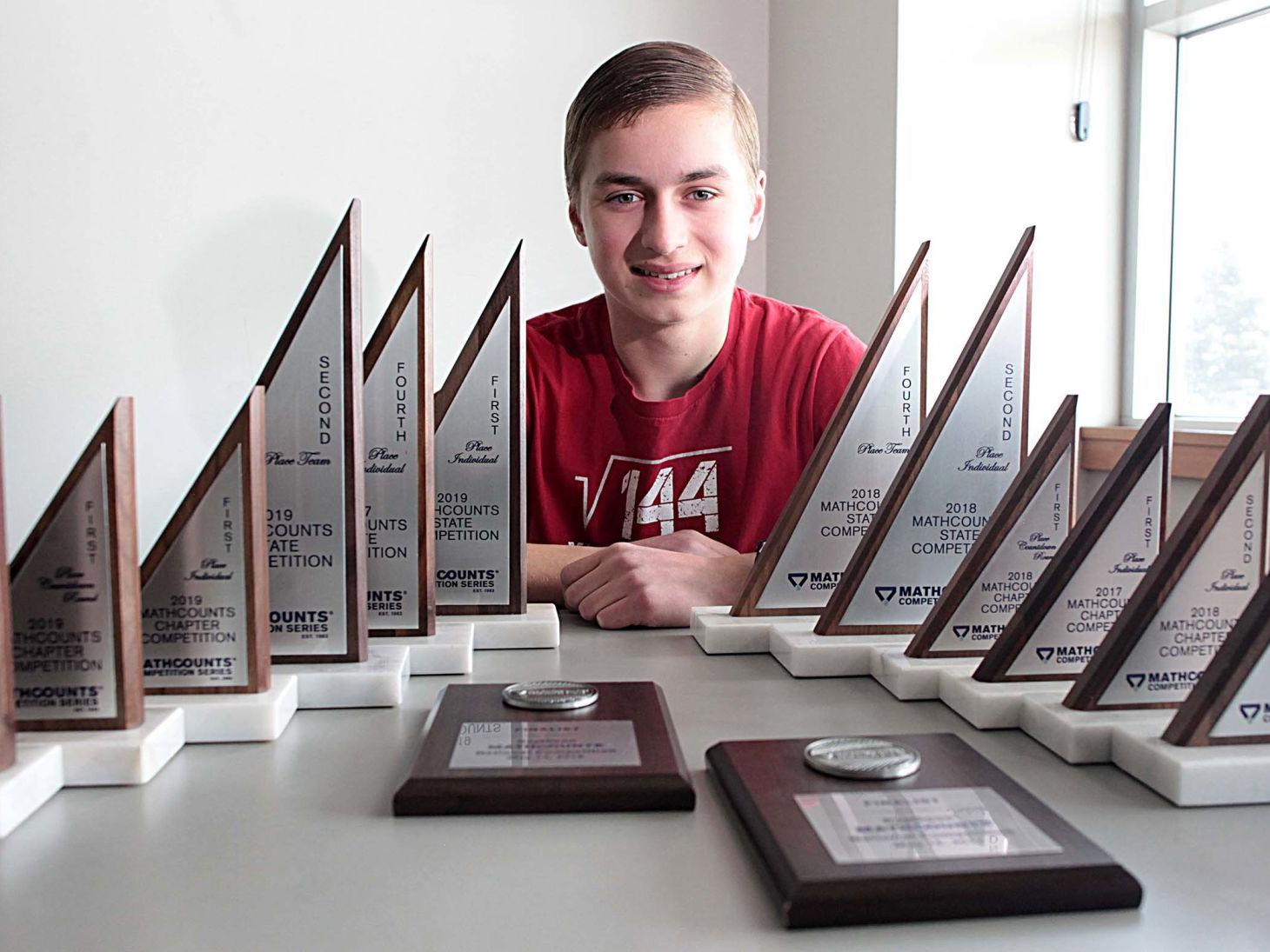 Bozeman boy aces state Mathcounts competition