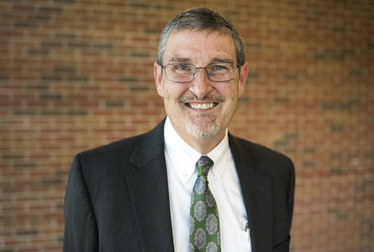 Chris Hines, superintendent finalist
