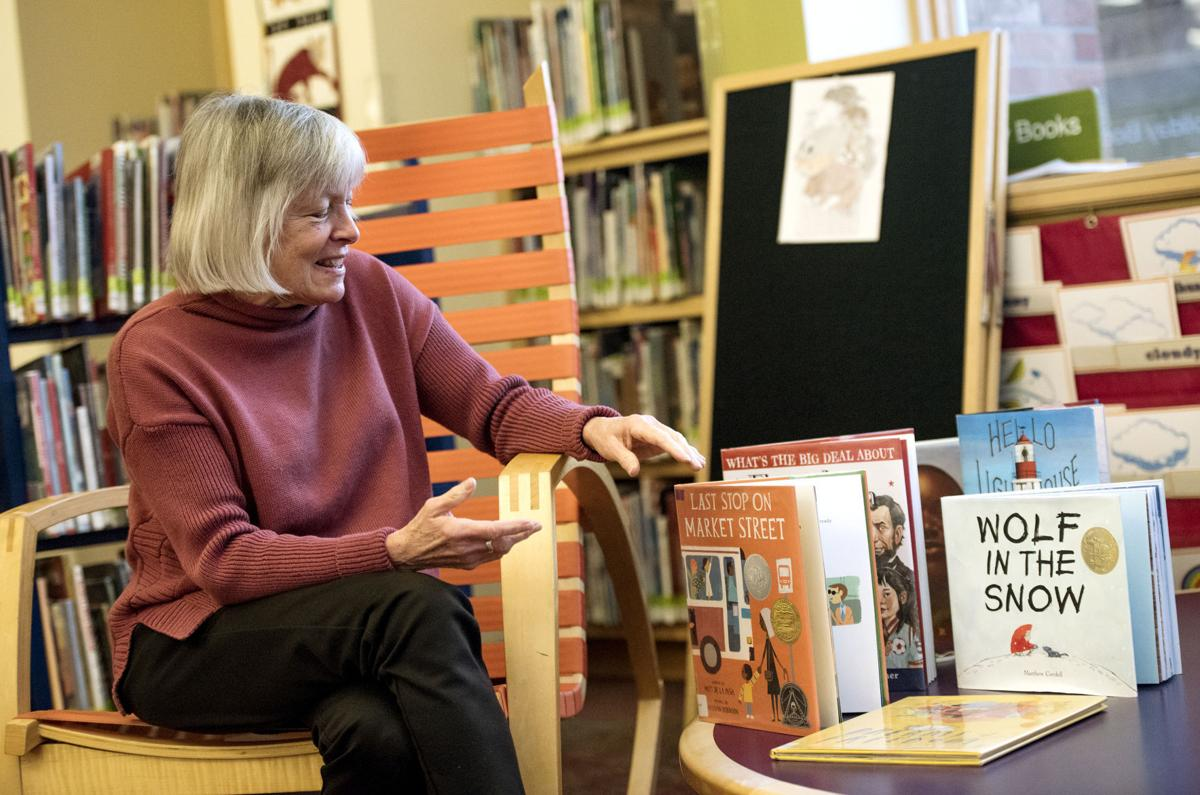 Cindy Christin, MT Librarian of the Year