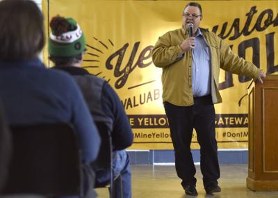 Tester Rally, Yellowstone Mining