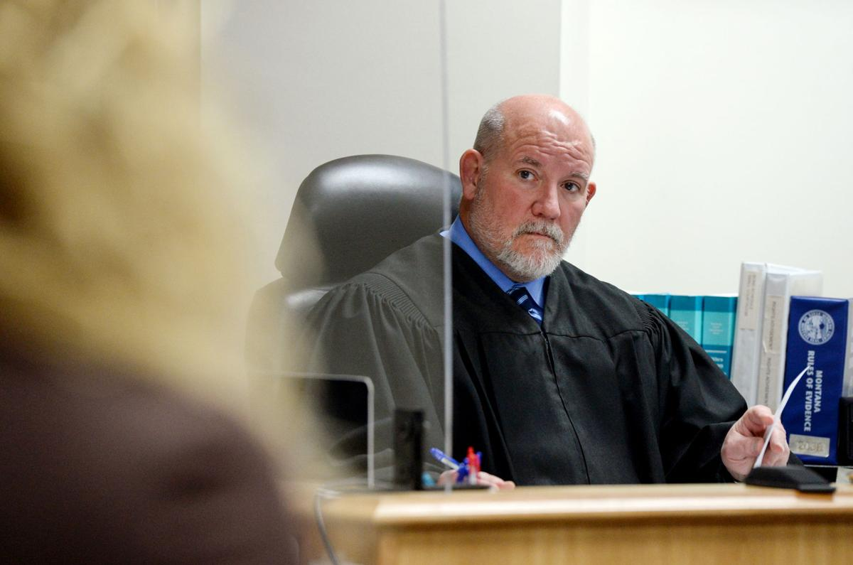 Judge Rick West, Justice Court