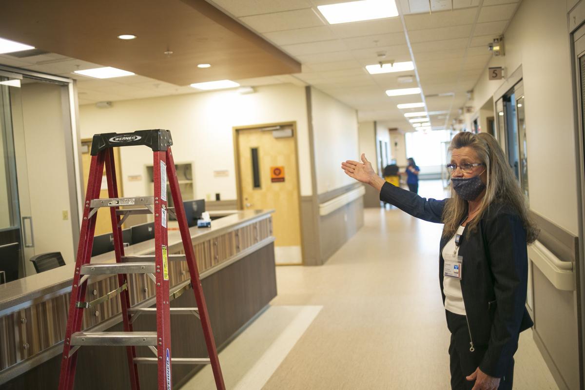 Critical Care Unit Unveiling