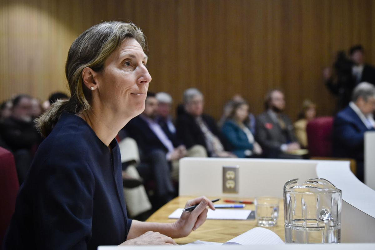 Martha Williams at Montana Supreme Court