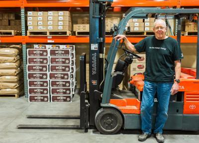 Owner of Quality Foods Distributing, Randy Lindberg