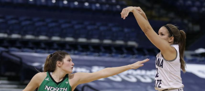 Montana State women's basketball 4