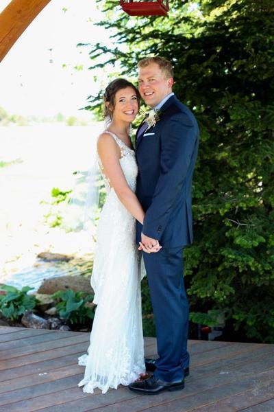 Molly Joy Kenoyer and Jonah Michael Bies