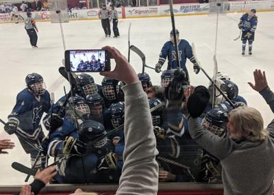 Montana State Hockey Withstands Tough Road Before Upset Win In