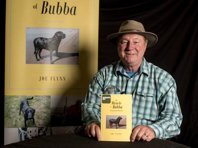 Author Joe Flynn