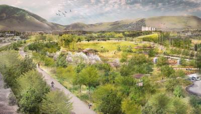 Story Mill Park rendering