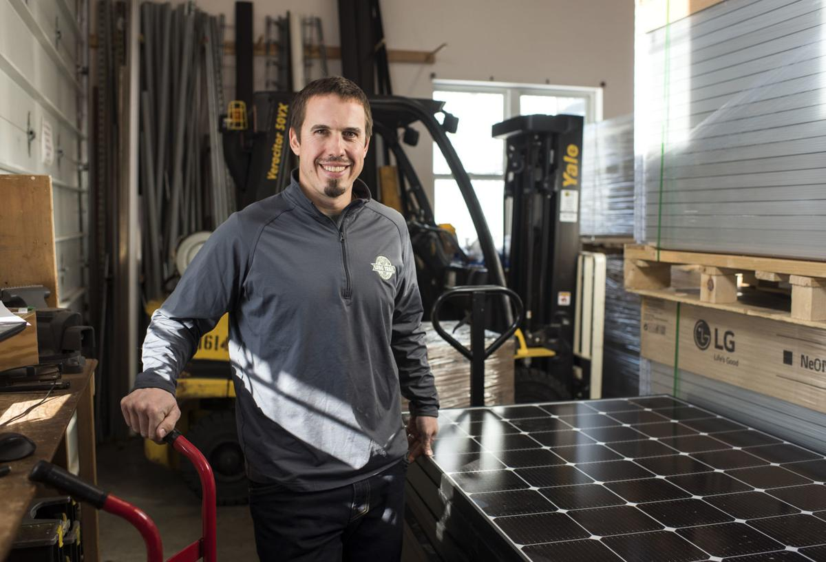 Conor Darby, OnSite Energy, Solar