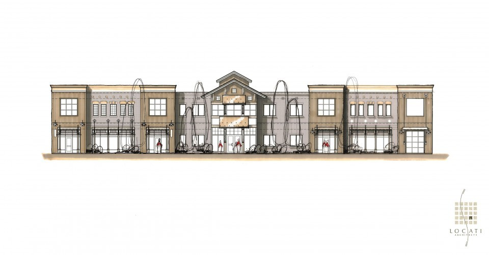 Two Story Office Building Proposed On East Main News