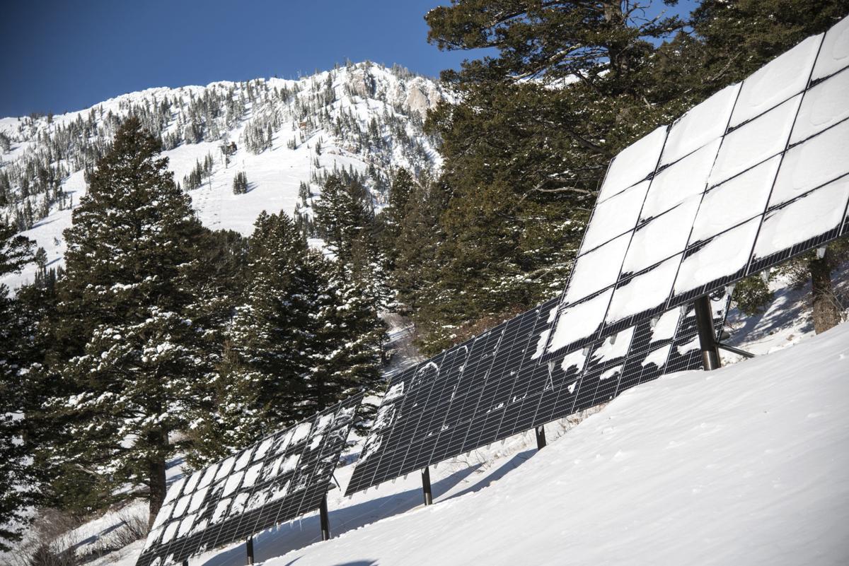 Bridger Bowl Solar
