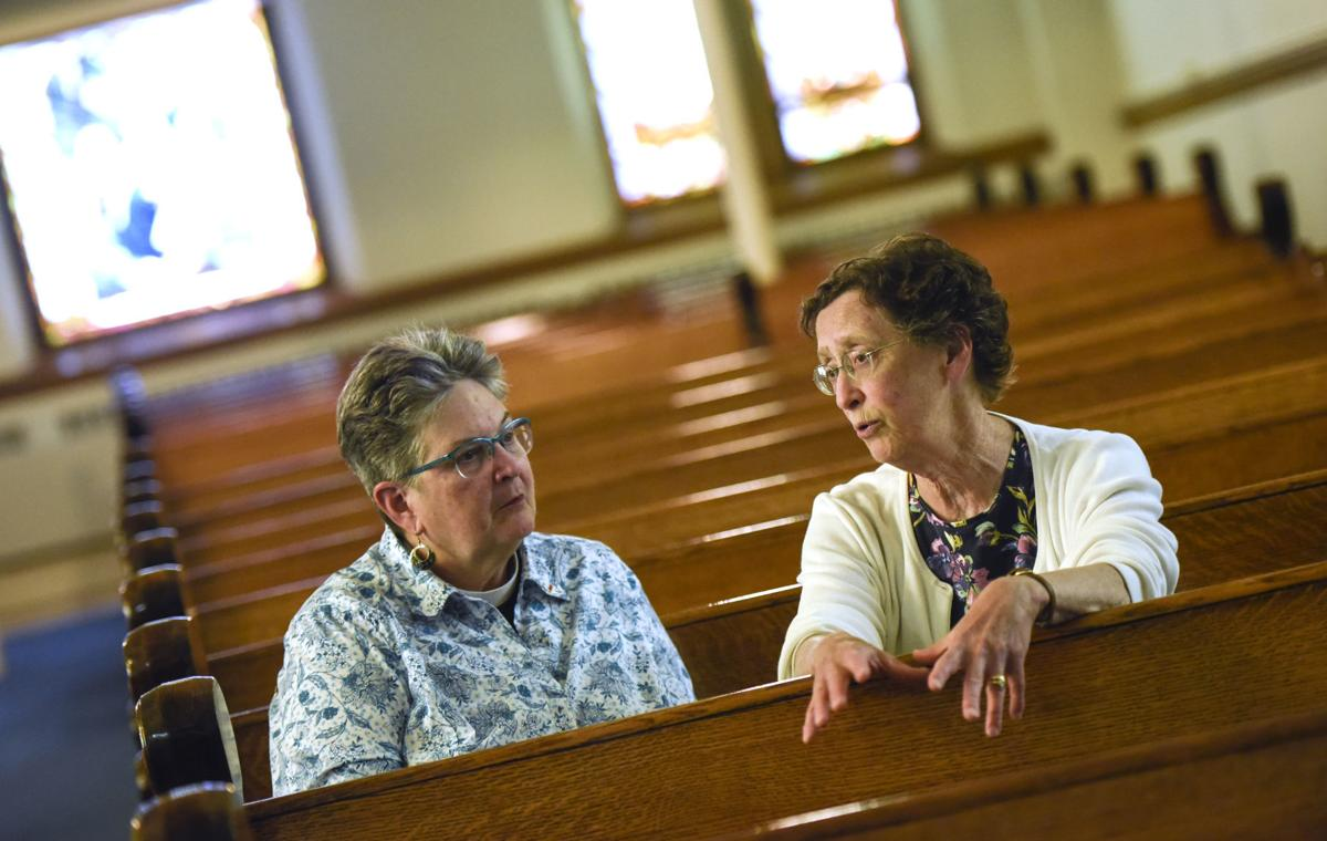 Faith and Climate Change, Rev. Connie Campbell-Pearson and Rev. Jody McDevitt