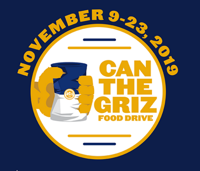 Can the Griz logo