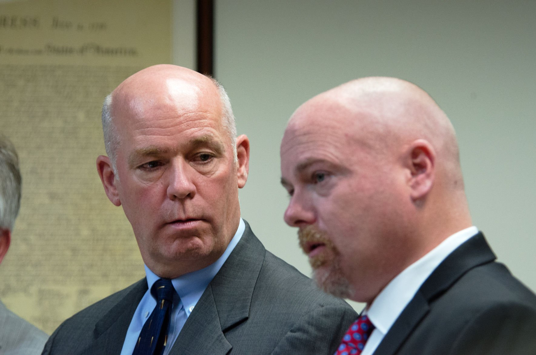 Gianforte ordered photographed, fingerprinted for assault of reporter