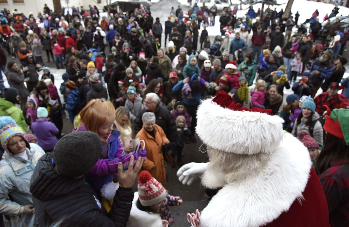 Magic on Main Street: Crowds turn out