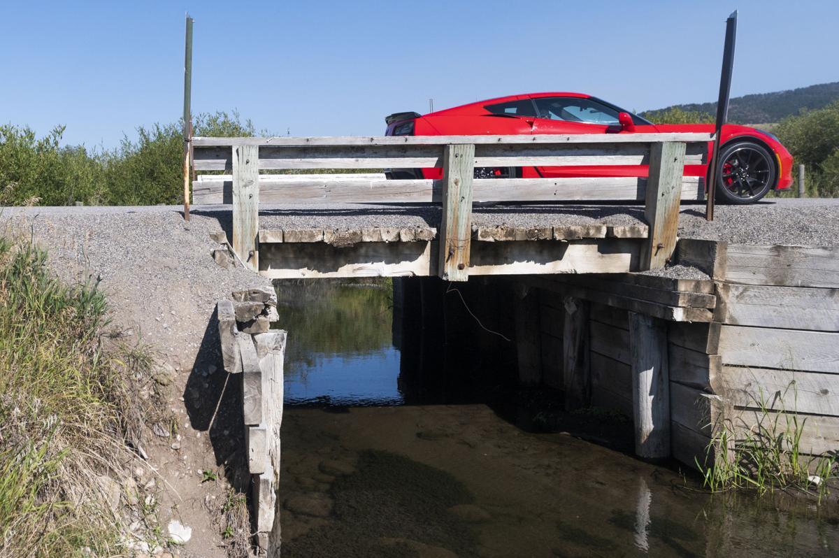 bridger bridges