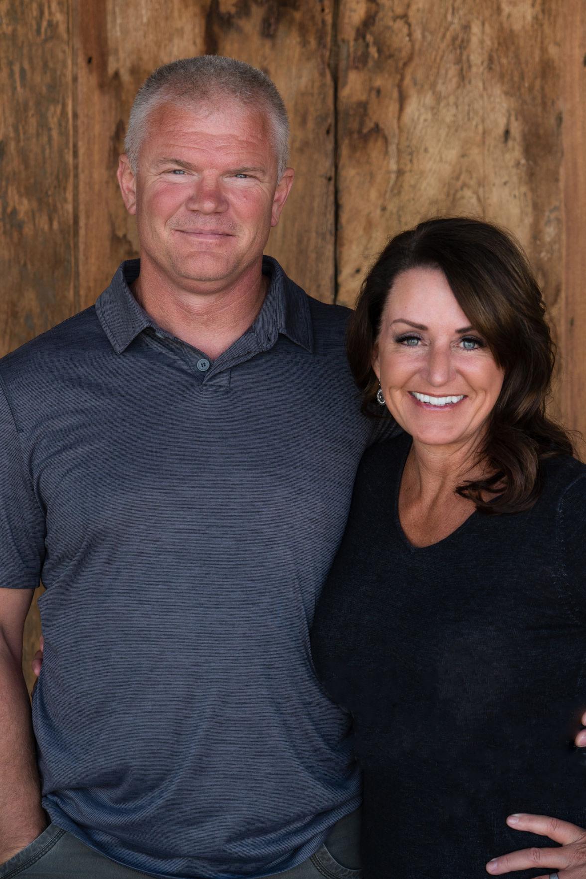 Jason and Jozie Driear