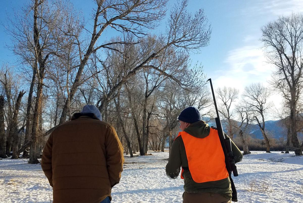 CWD Hunting Trip
