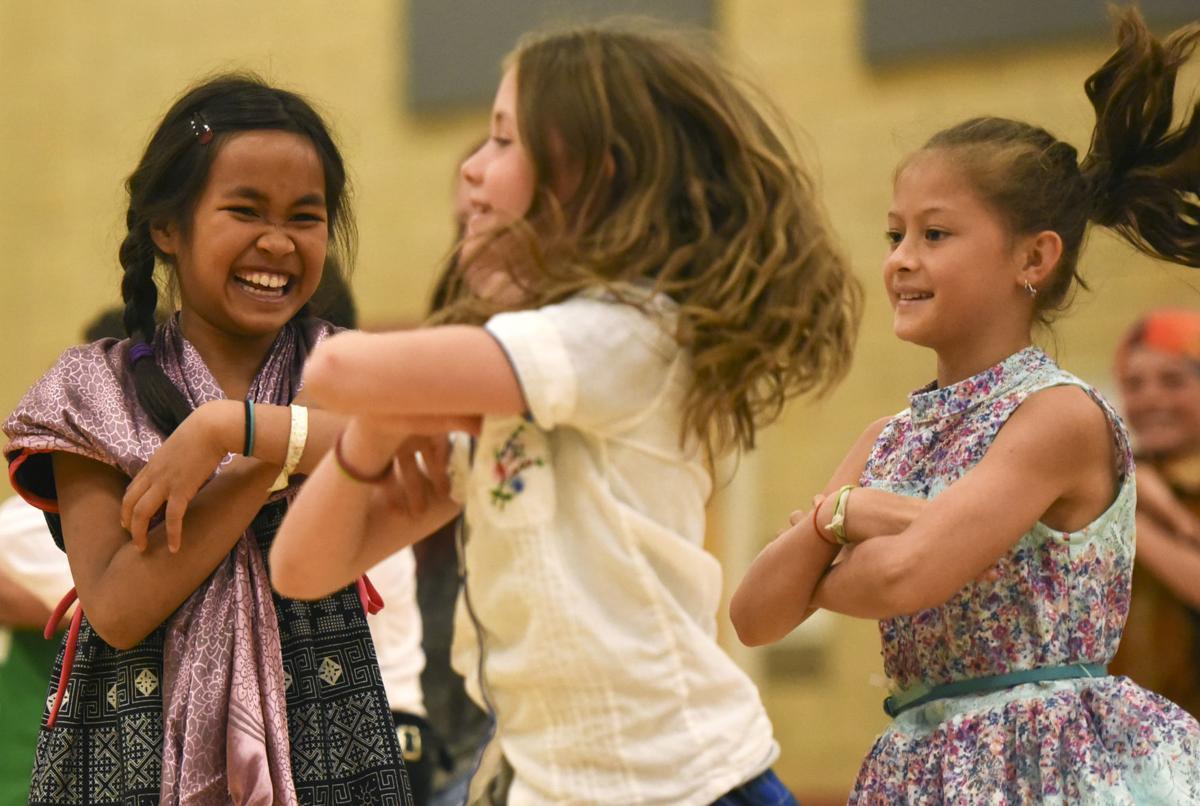 Irving School celebrates 'unity through diversity' at International
