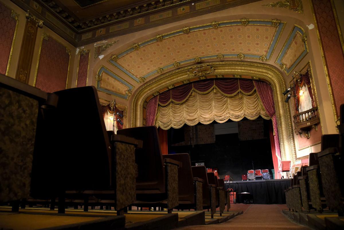 Ellen Theatre, Empty