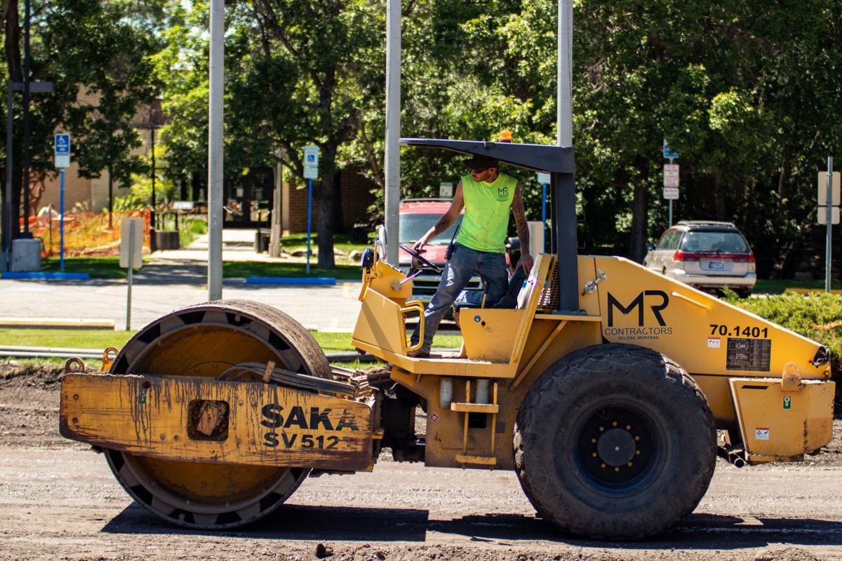 Road Construction Around Hawthorne