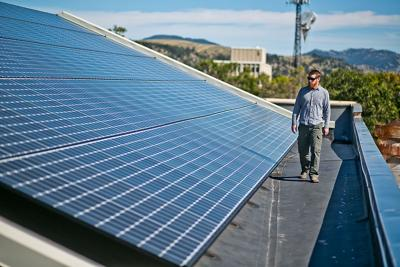 Solar Panels Installed at Emerson Cultural Center