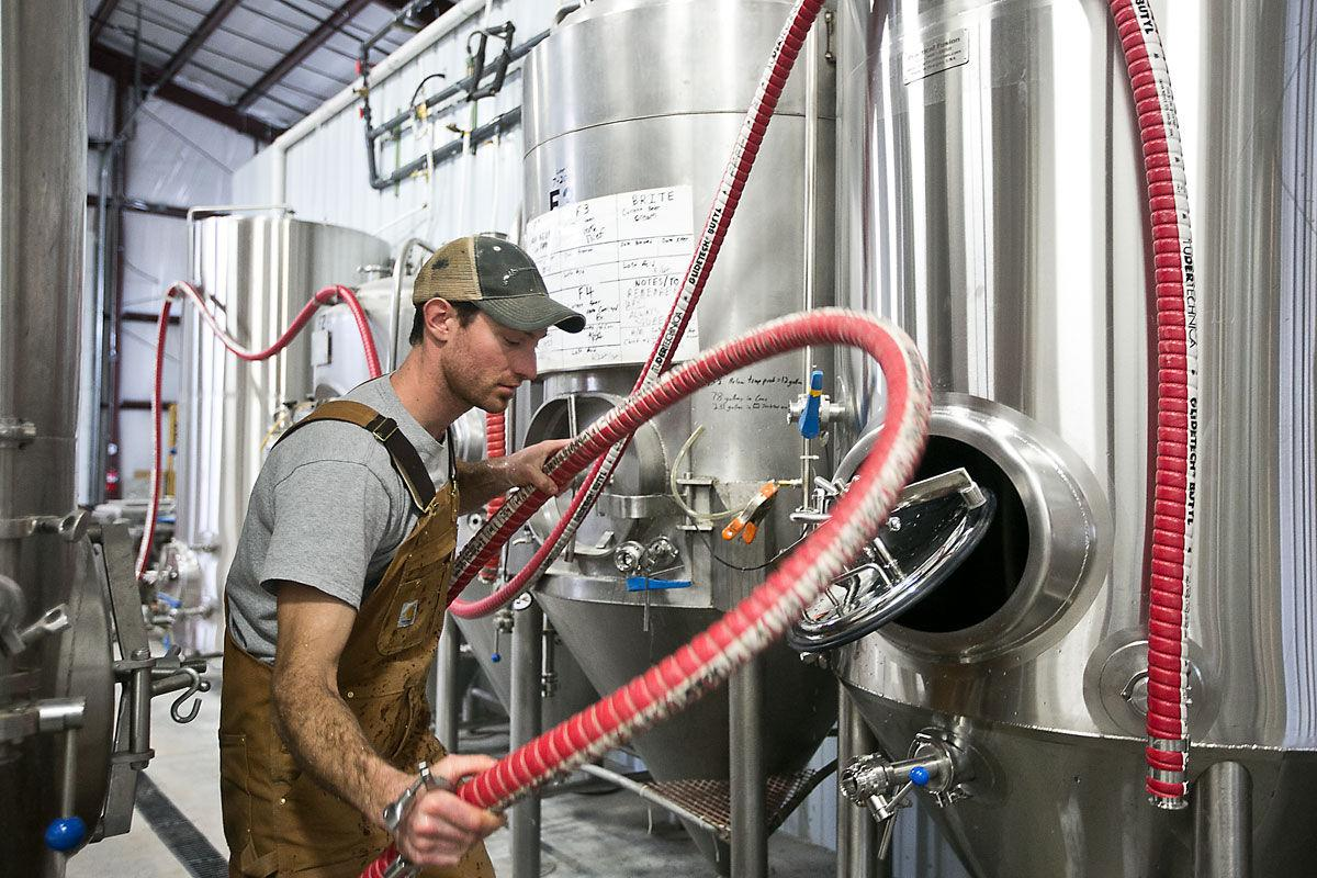 Outlaw Brewing Opens in Bozeman