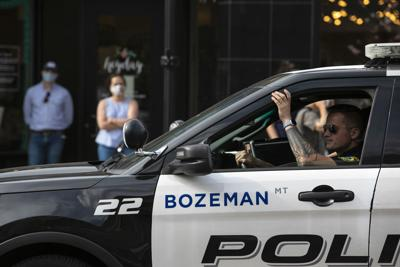 Bozeman Day of action for Black Lives