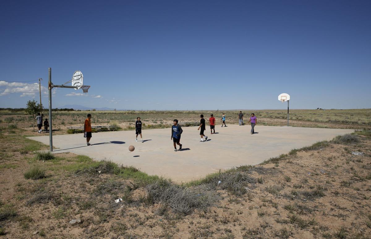 Virus Outbreak-Native American Sports