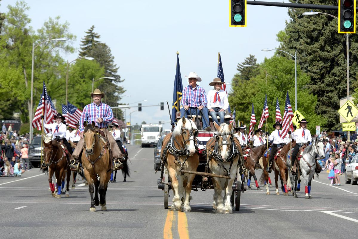 Bozeman's Memorial Day remembers sacrifice of military veterans and