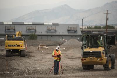 Public Safety Center Construction