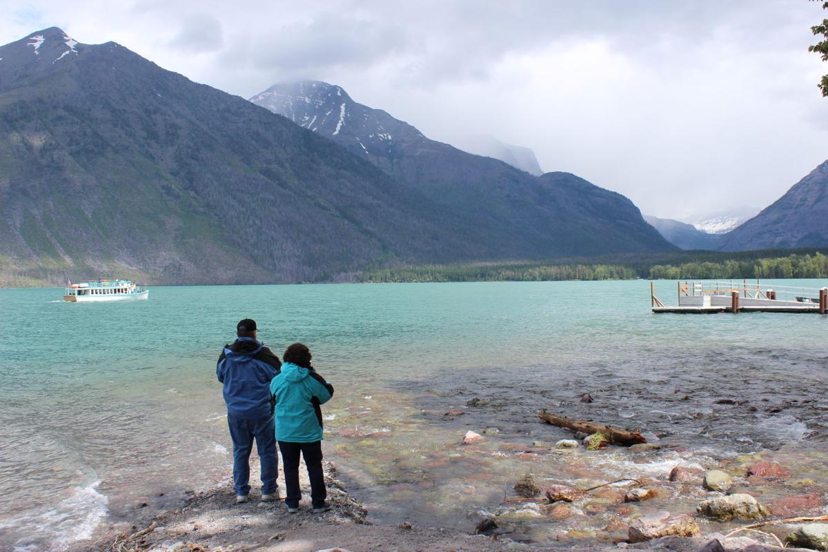 Glacier National Park trip, outdoors