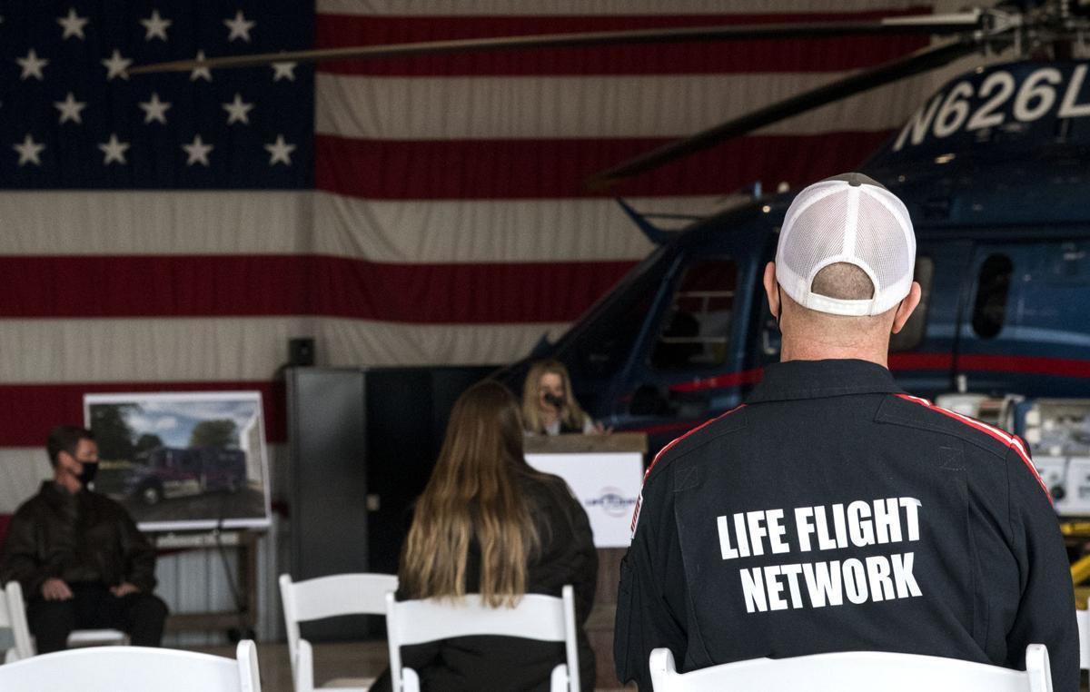 Life Flight and Bozeman Health Partnership