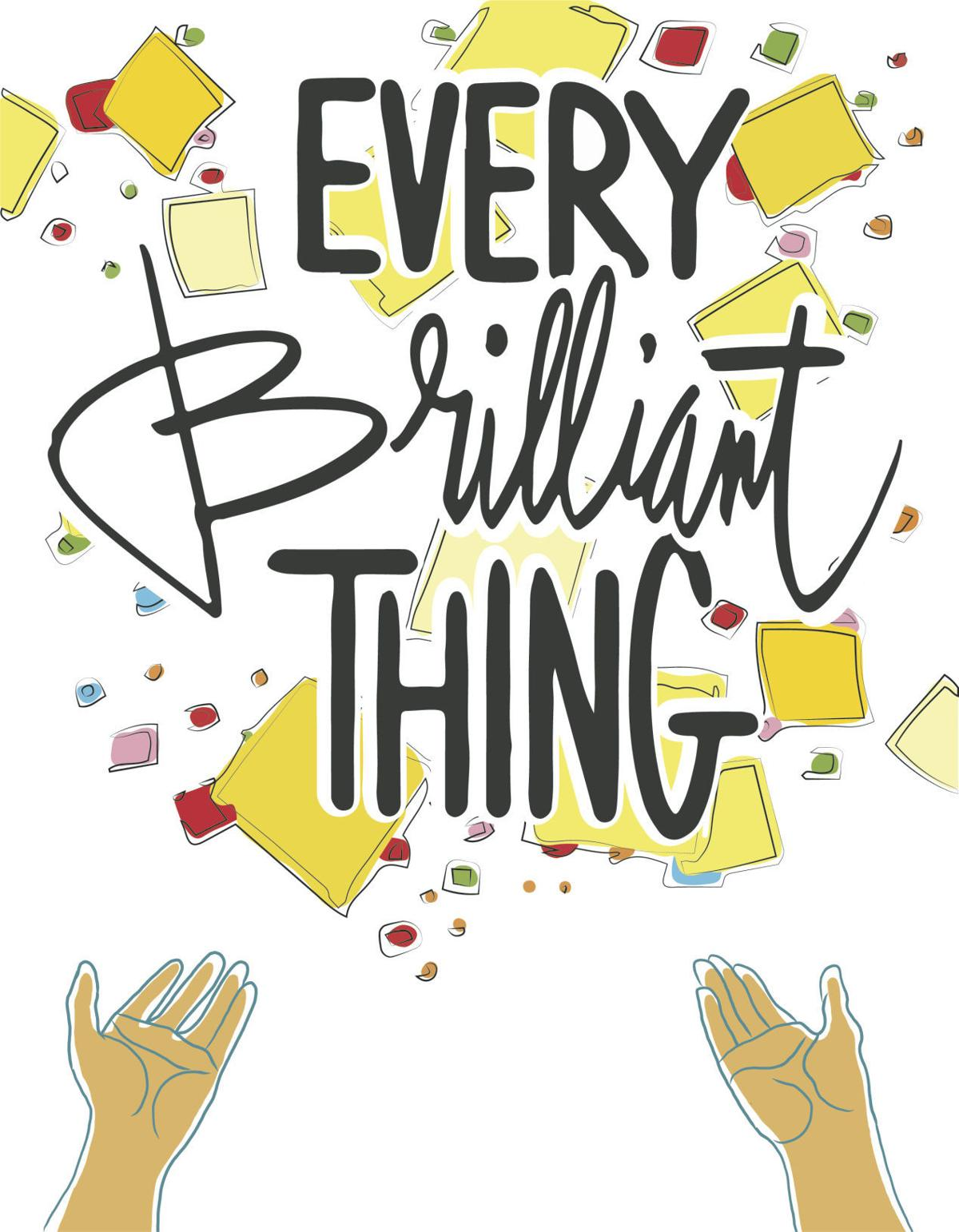Every Brilliant Thing cover art