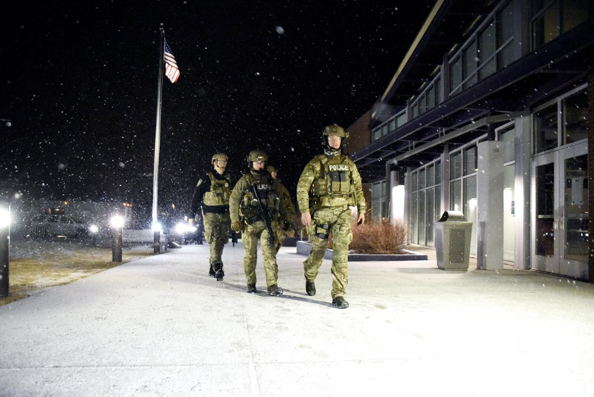 Swat Team —Livingston Standoff