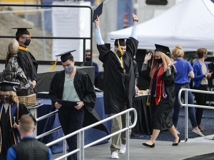 MSU honors graduating class of 2021 with in-person commencement ceremonies