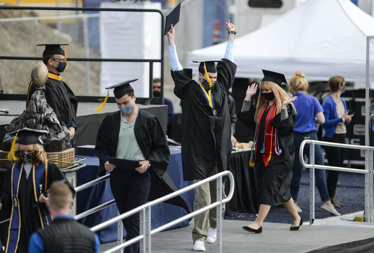 MSU Spring Commencement