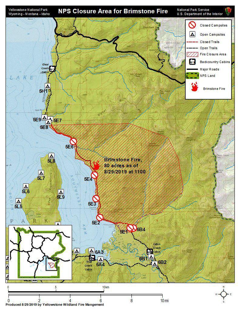 Brimstone closure map
