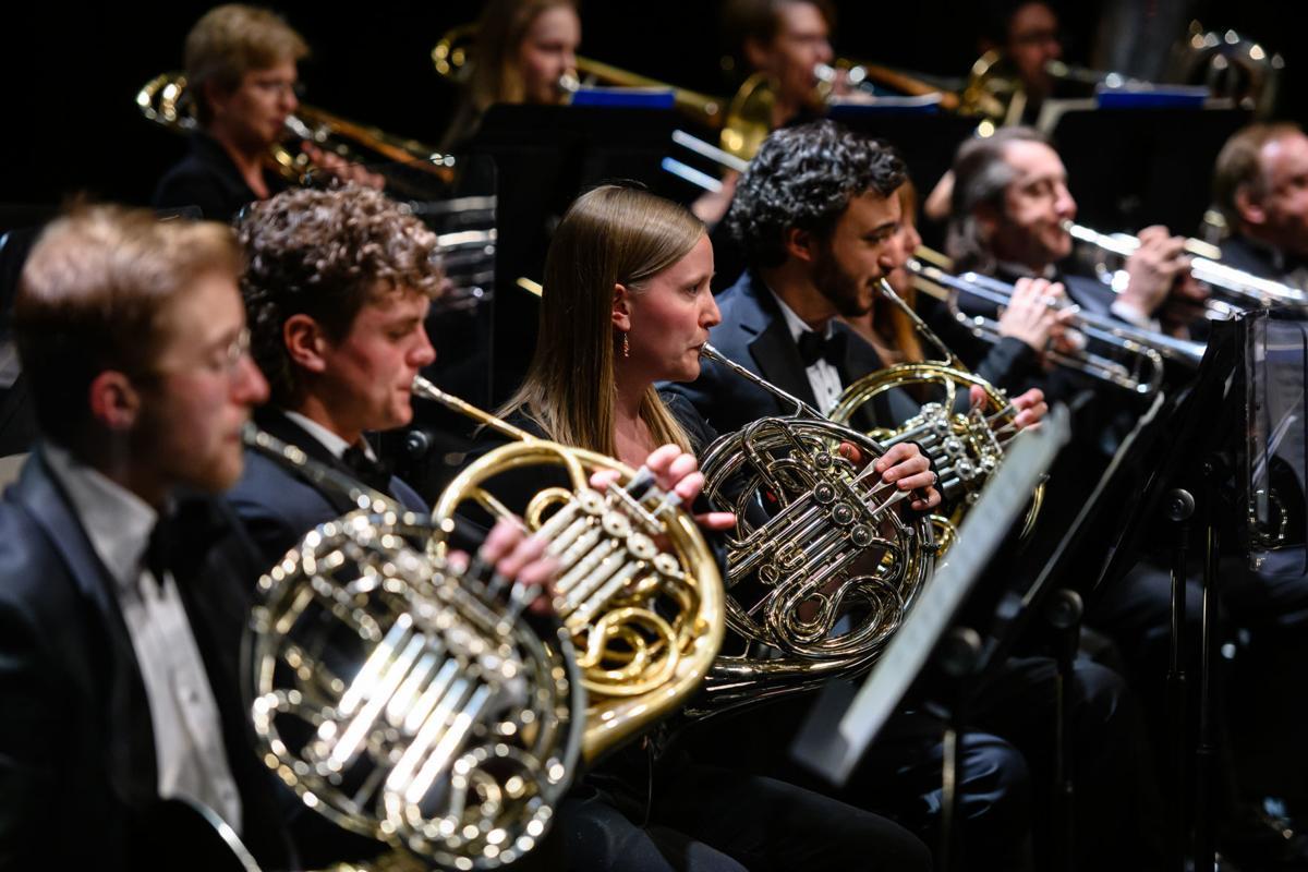 Bozeman Symphony (alternate cover)