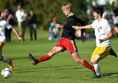 BHS Soccer v. CMR