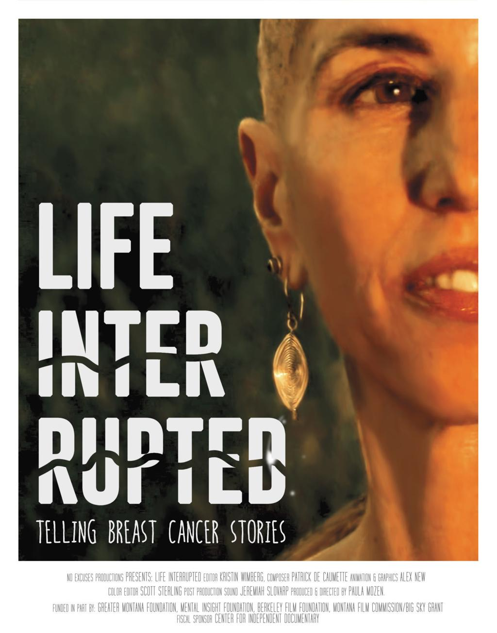 Life Interrupted' is an insider look at breast cancer   Film