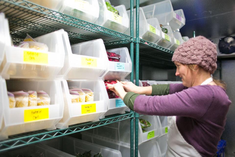 Bozeman Community Food Co-Op New Freezer