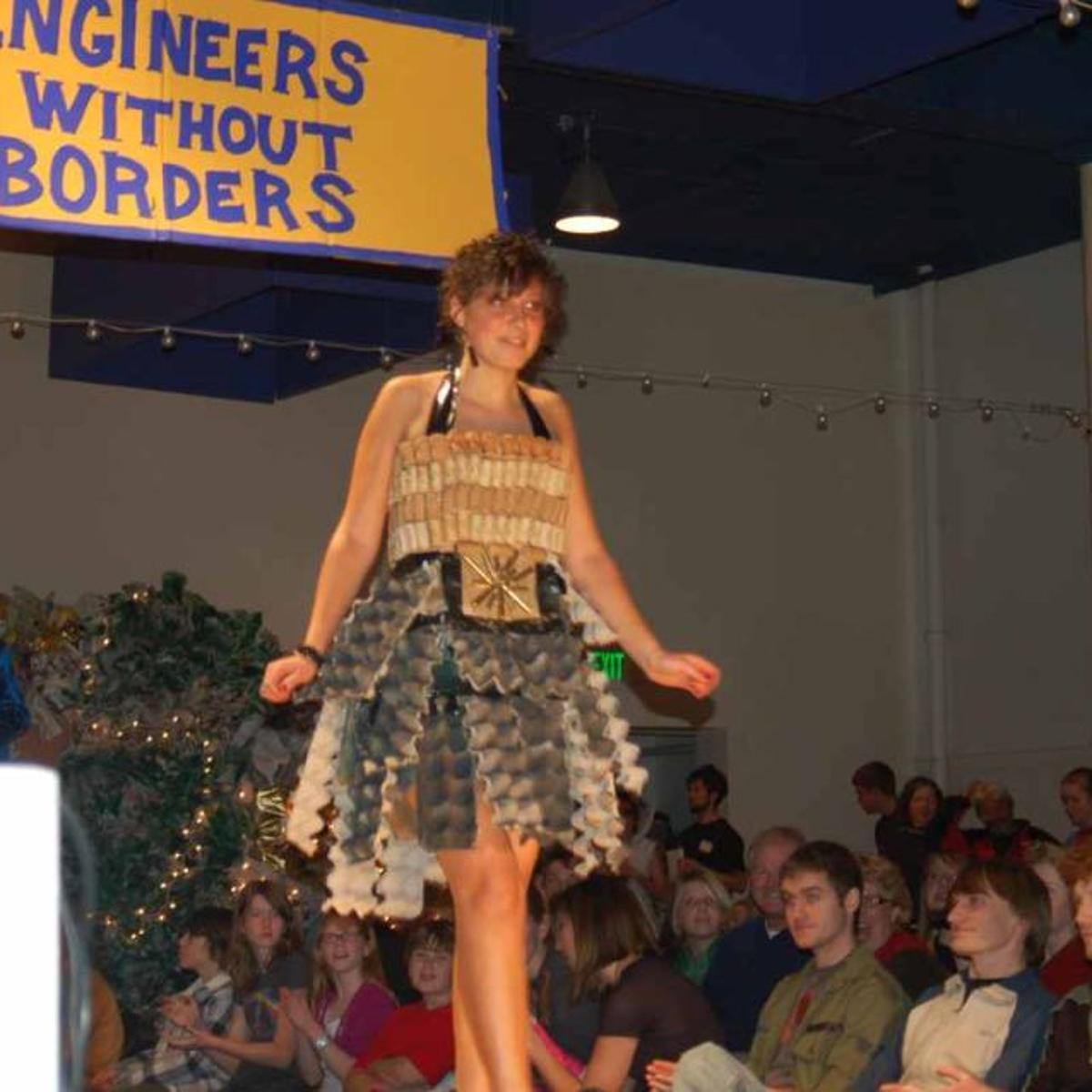 Funky Fashions Raise Funds For Msu Student Engineers In Kenya Montana State University Bozemandailychronicle Com